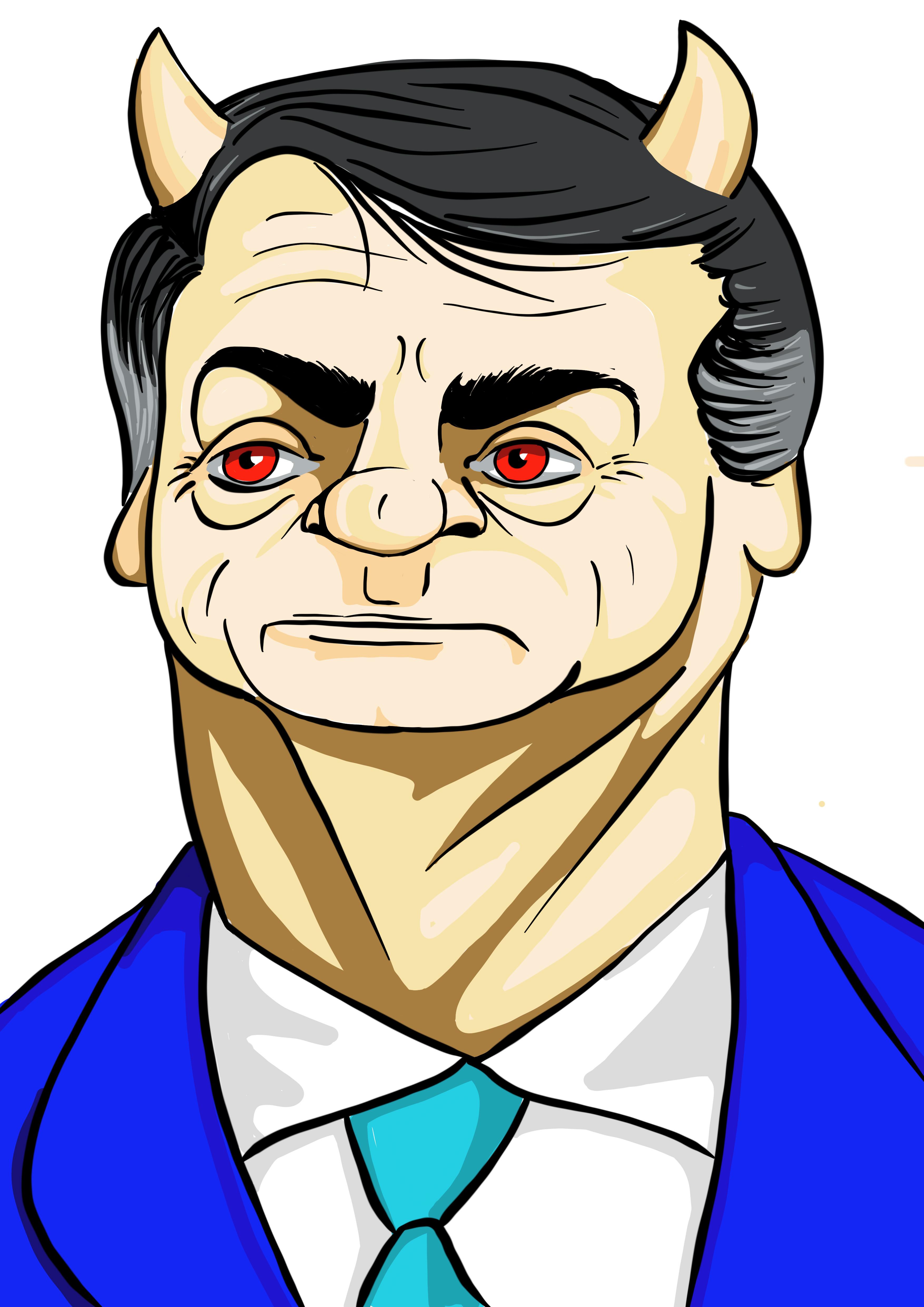 Bolsonaro Carton