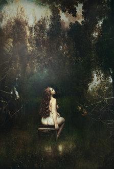 Solitude Nu avec Anne