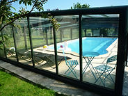 piscine ferme de la loge