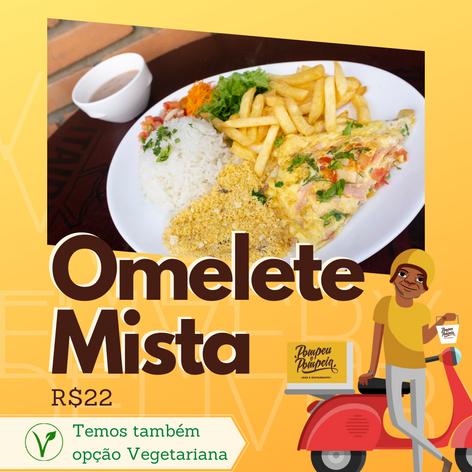 Omelete Mista