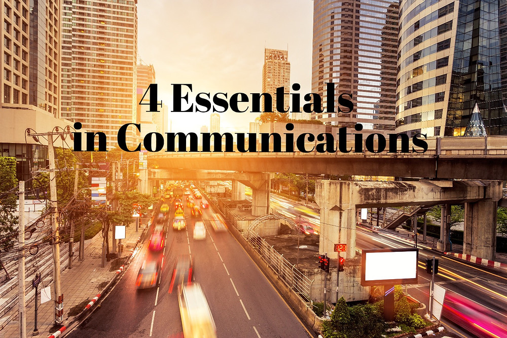 Essentials in Communications, Nadine Bütow, CommsART