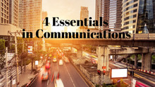 4 Essentials of Communications in Digital Times