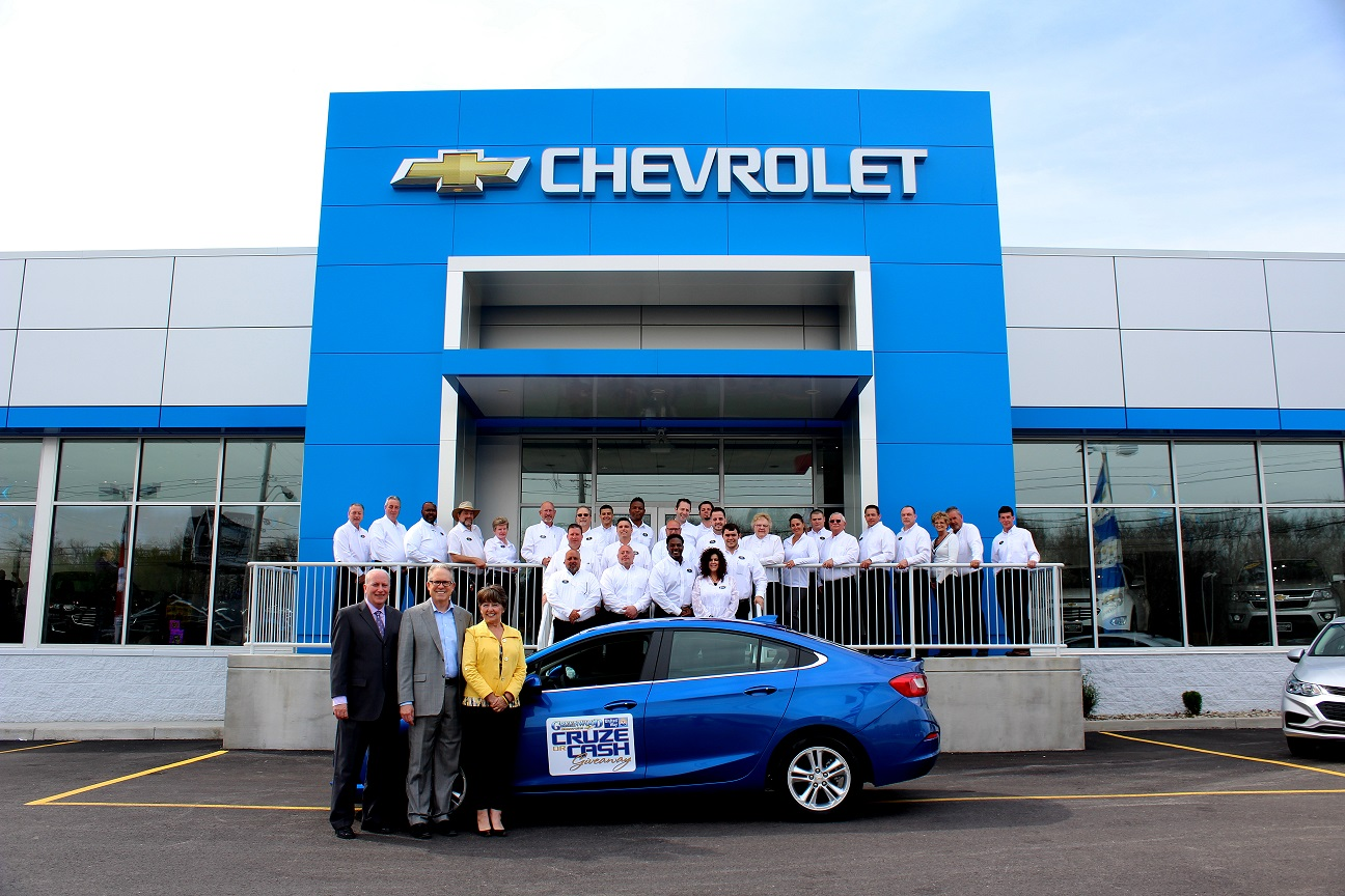 Greenwood Chevrolet of Austintown
