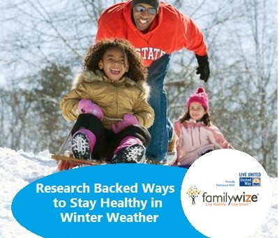 4 Research-Backed Ways to Stay Healthy in Winter Weather