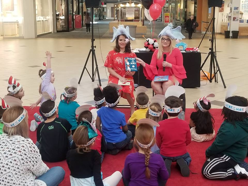 Seuss-tastic Guest Readers from WFMJ