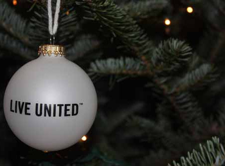 Happy Holidays from United Way!