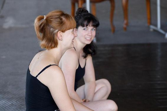Probenfoto DOXS PopUp Dance Space Winterthur