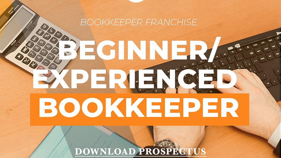 Freelance Bookkeeper Franchise: Download Full Prospectus