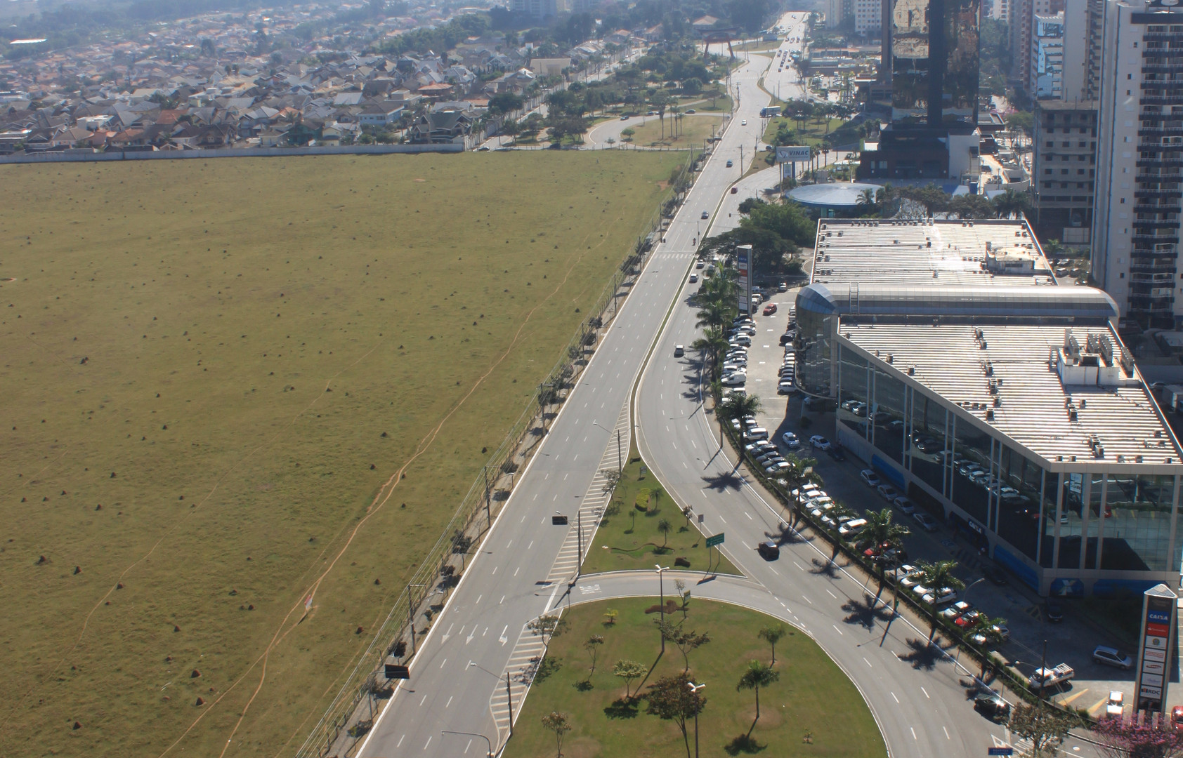 Vista São José dos Campos / São José dos Campos view