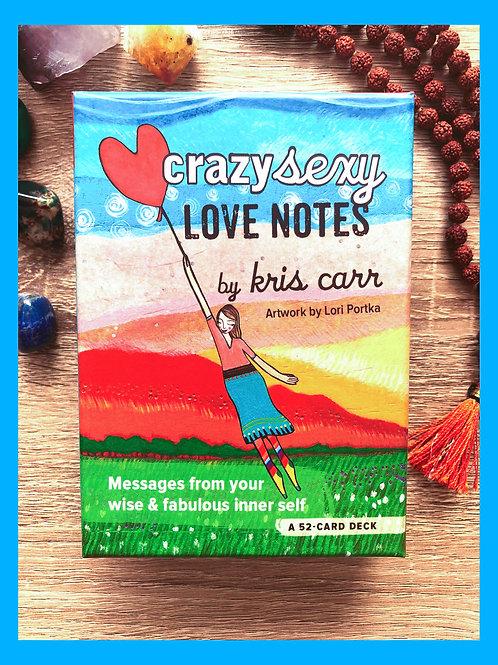Crazy, Sexy Love Notes