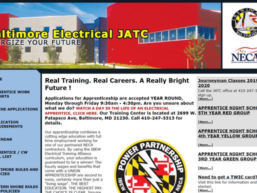 Baltimore Electrical JATC- Baltimore, MD