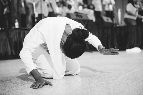 Training turned worship