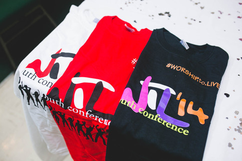 Conference T-Shirts...Order yours TODAY at jacarada.com