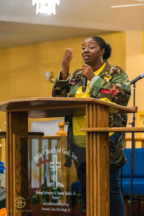 Bible Church of God Conference Photograp