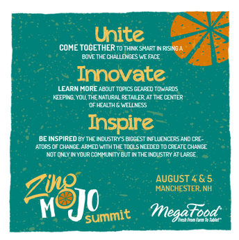 First Annual ZingMojo Summit to Inject New Thinking and Best Practices into Natural Products Industr