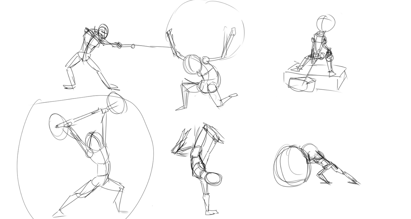 Strength Sketches