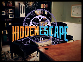 The Hidden Escape Orion room