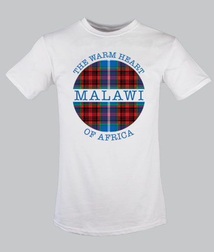 Malawi Tartan for children 2-12 years old