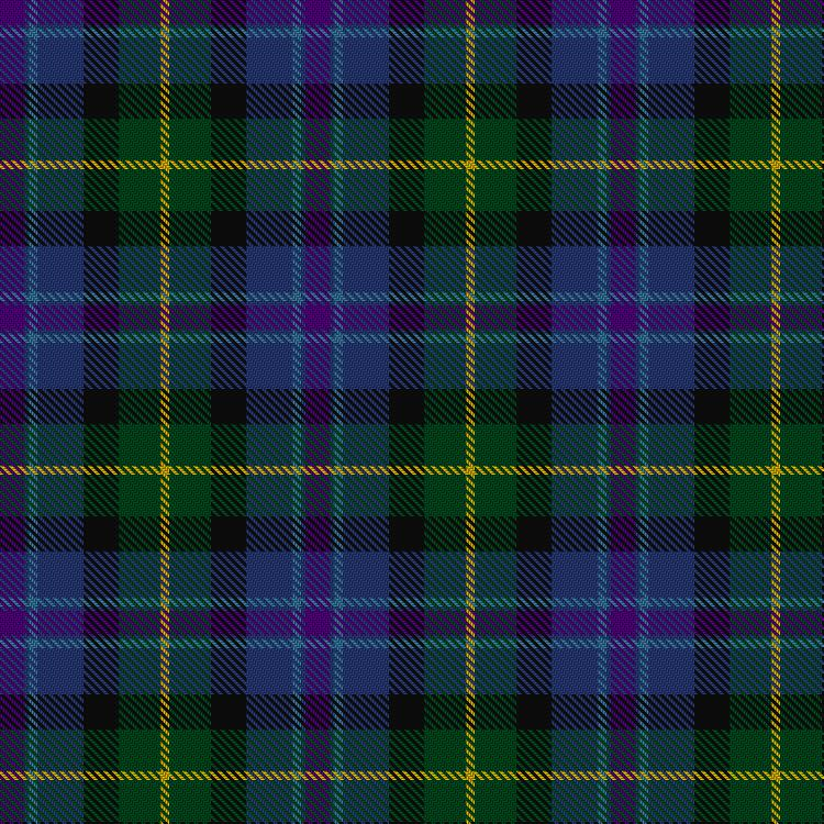The AYRSHIRE Tartan