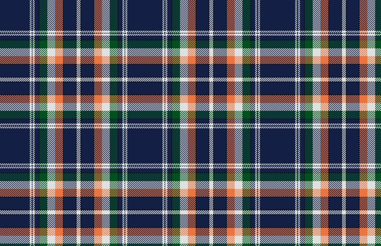 Spirit of India Tartan
