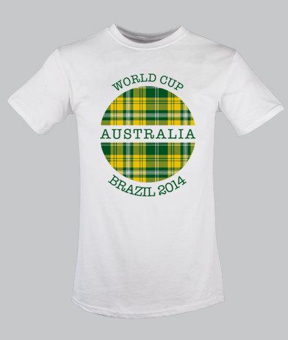 Aussie Globe Tartan