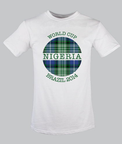 Nigeria Tartan for children 2-12 years old