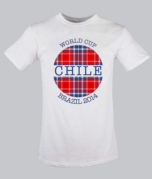 Chile Globe Tartan for children 2-12 years old