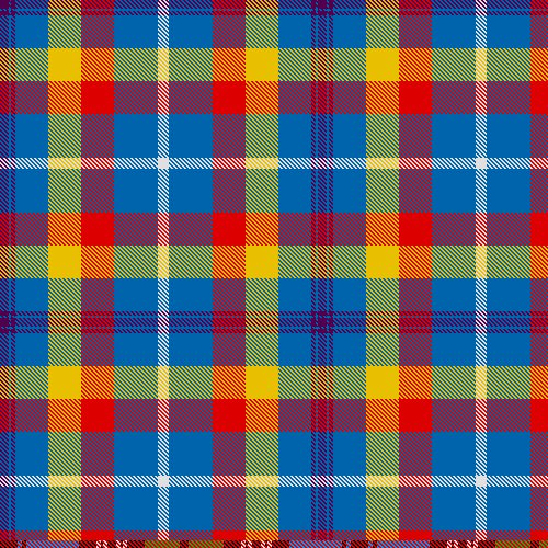 Spirit of Romania Tartan