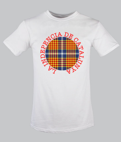 Catalunya Tartan for children 2-12 years old