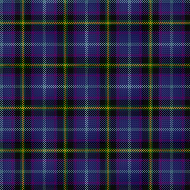The EAST LOTHIAN Tartan