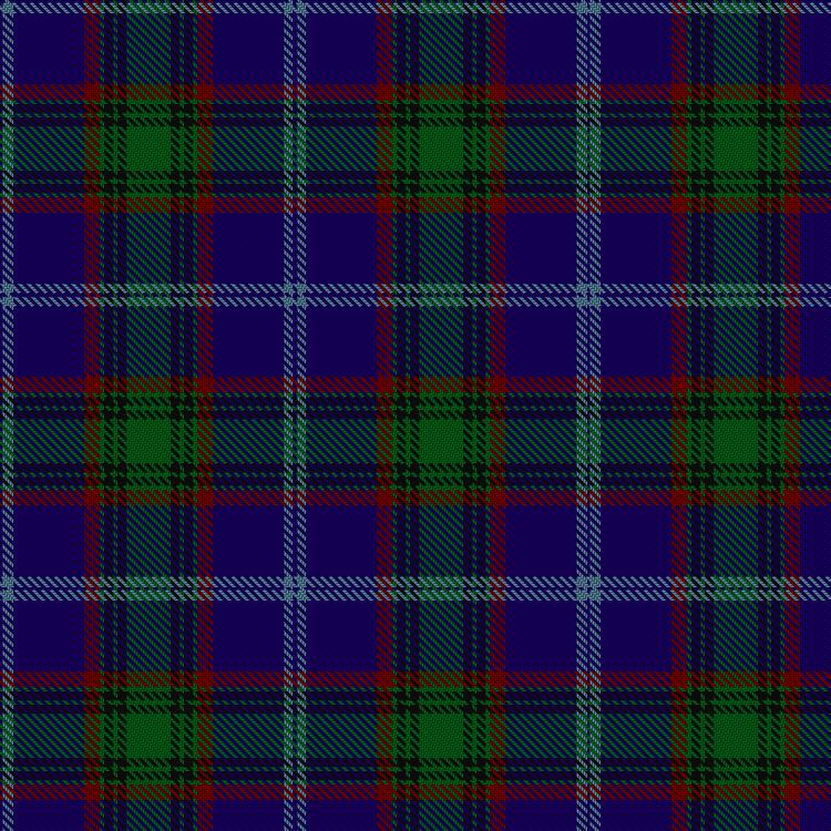 The West Lothian Tartan