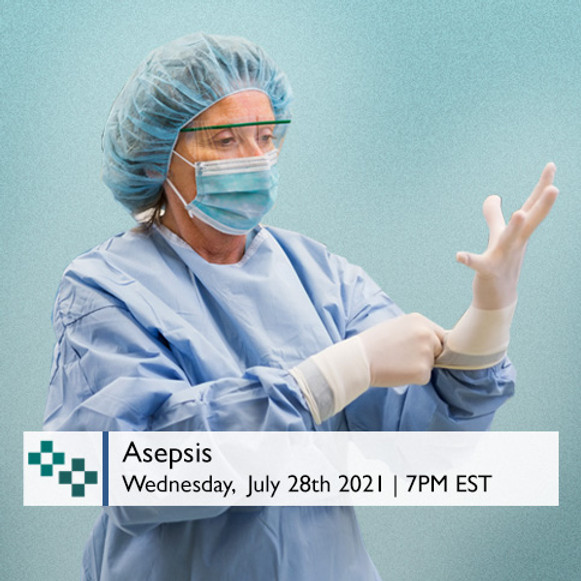 Asepsis Live Encore Presentation