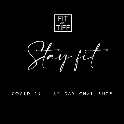 COVID-19 - 32 Day Challenge