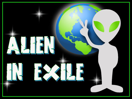 Alien in Exile #1