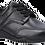 Thumbnail: Black Harvey Junior School Shoe