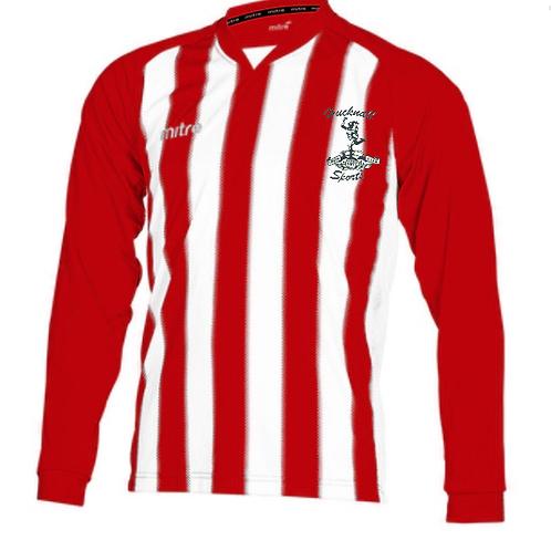 Hucknall Sports Home shirt
