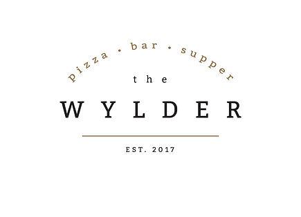 The Wylder Secondary Logo: White
