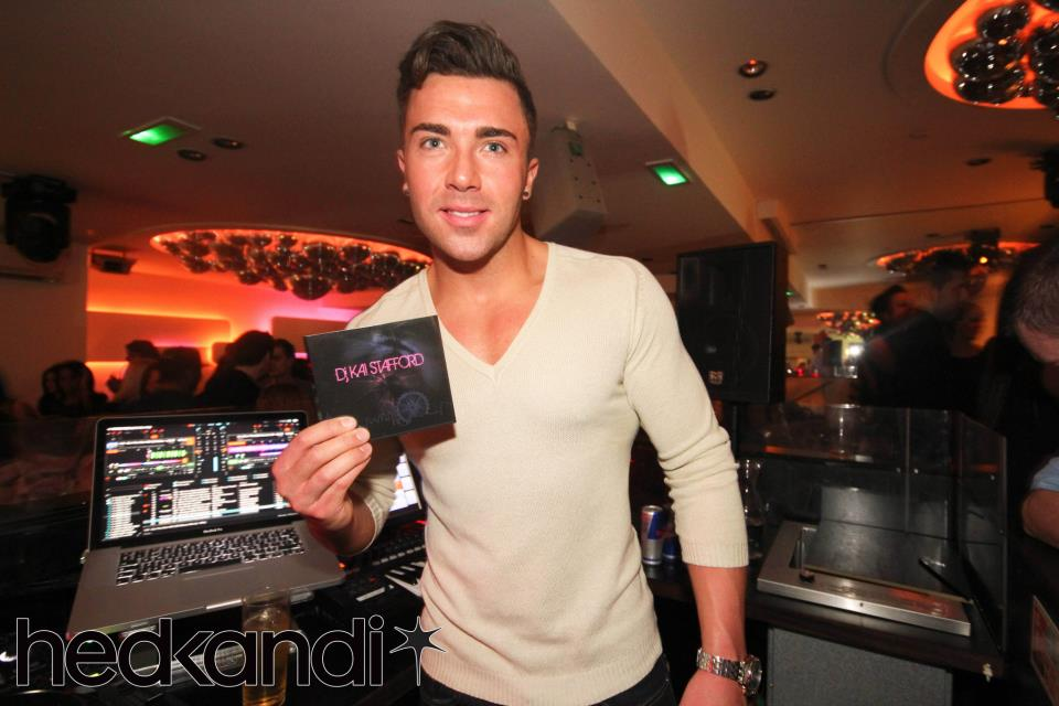 DJing for Geordie Shore in Brighton copy
