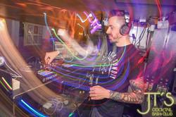DJ Kai Stafford at JTs in Oxford