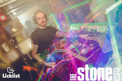 DJ Kai Stafford at The Stone House i