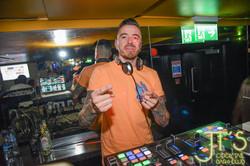 DJ KAI in JTS Oxford