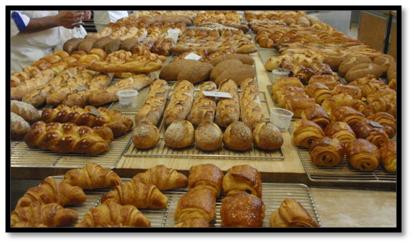 Breadbaker – Not the Same as Breadwinner