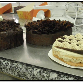Now entering – the Entremets