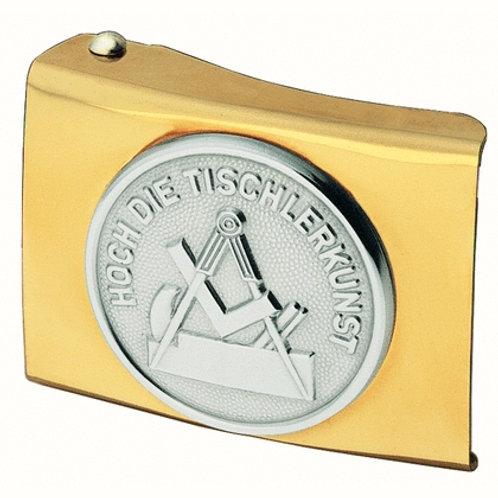 FHB Koppelschloss Gold Tischler Gerrit