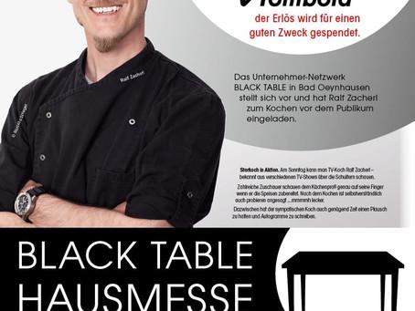 "Star-Koch ""Ralf Zacherl"" kommt nach Bad Oeynhausen..."