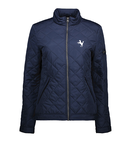 Steppjacke Damen, navy