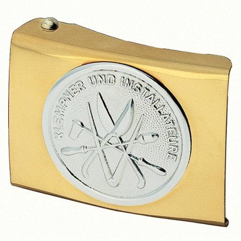 FHB Koppelschloss Gold Klempner Florenz