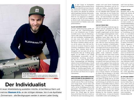 Blaumann & Co X IHK Ostwestfalen