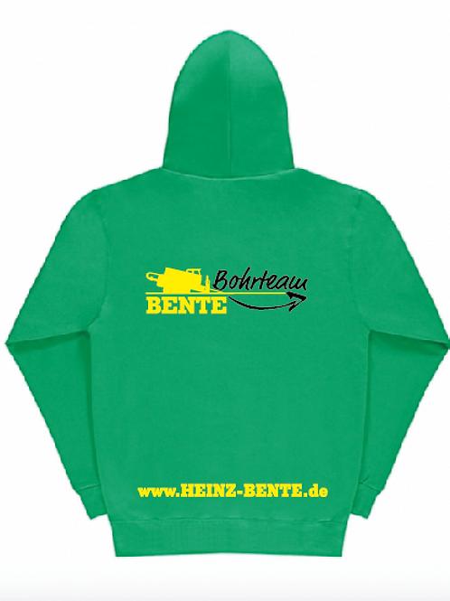 """Hoodie """"Bohrteam Bente"""" Heinz Bente"""