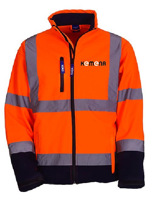 Safety-Softshelljacke, YK09